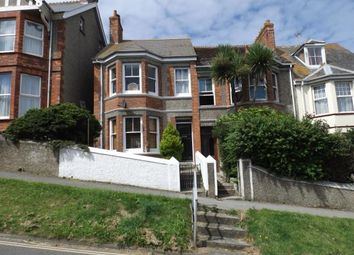 Thumbnail 4 bed end terrace house for sale in Newquay, Cornwall