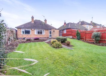 Thumbnail 3 bed detached bungalow for sale in Wayside Drive, Oadby, Leicester