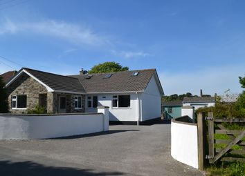 Thumbnail 4 bed detached bungalow for sale in Carnkie, Redruth