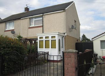 Thumbnail 2 bed semi-detached house for sale in Gaer Place, Gelligaer