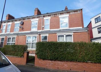 Thumbnail 4 bed end terrace house for sale in Ayres Road, Old Trafford, Manchester, Greater Manchester