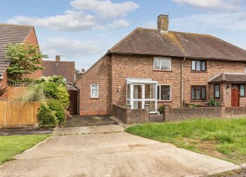 Thumbnail 2 bed semi-detached house for sale in Manor Way, Southbourne, Emsworth