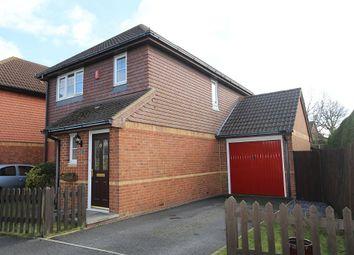 Thumbnail 3 bed link-detached house for sale in Parish Close, Ash, Aldershot, Surrey