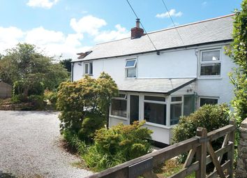 Thumbnail 3 bed cottage for sale in West End, Ashton, Helston
