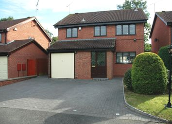 Thumbnail 4 bed detached house to rent in Juniper Drive, Allesley Green, Coventry