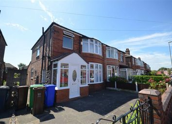 Thumbnail 4 bed semi-detached house to rent in Stephens Road, Withington, Manchester