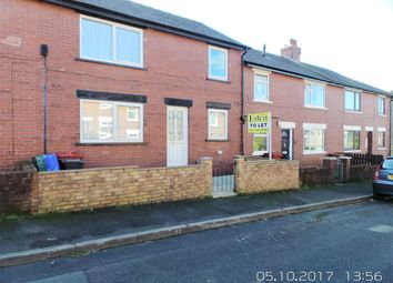 Thumbnail 3 bedroom terraced house to rent in Thornton Park, Dalton In Furness