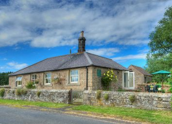 Thumbnail 3 bedroom detached house for sale in Chatton, Alnwick