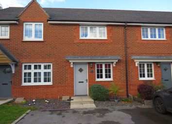 Thumbnail 2 bed terraced house for sale in Heritage Rise, Winsford