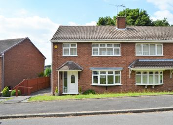 Thumbnail 3 bed semi-detached house for sale in Autumn Drive, Dudley, West Midlands