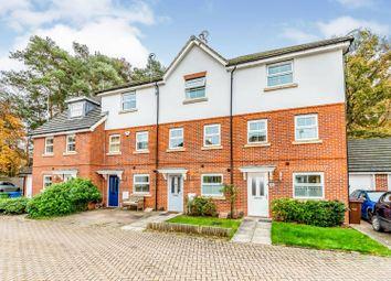 4 bed terraced house for sale in Haskins Gardens, Farnborough GU14