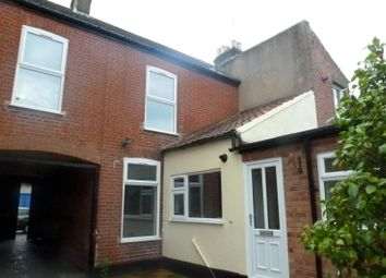 Thumbnail 4 bedroom terraced house to rent in Bury Street, Norwich