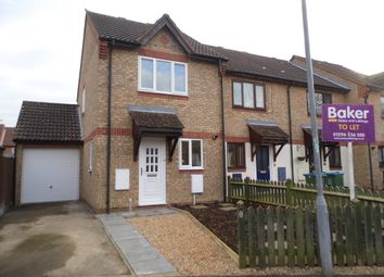 Thumbnail 2 bed end terrace house to rent in Otway Close, Aylesbury