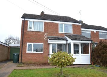 Thumbnail 3 bed semi-detached house for sale in Chatsworth Rise, Styvechale, Coventry, West Midlands
