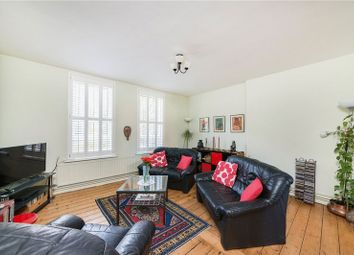 Thumbnail 3 bed flat for sale in Swan Road, London