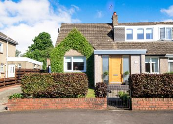 Thumbnail 4 bed semi-detached house for sale in Melville Gardens, Bishopbriggs, Glasgow