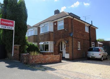 Thumbnail 4 bedroom semi-detached house for sale in Sundown Avenue, Dunstable