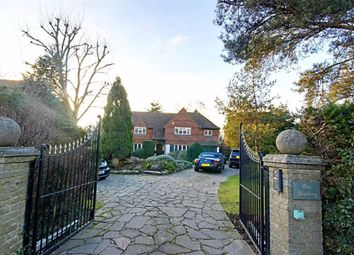 Thumbnail 4 bedroom property to rent in Great North Road, Brookmans Park, Hertfordshire