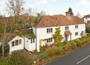 Thumbnail 3 bed cottage for sale in Woolpack Hill, Smeeth, Ashford