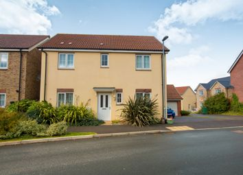 Thumbnail 4 bed detached house for sale in Shutewater Orchard, Bishops Hull, Taunton