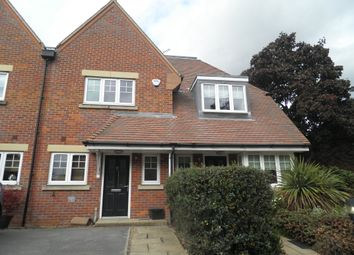 Thumbnail 2 bedroom terraced house to rent in Waldenbury Place, Beaconsfield, Bucks