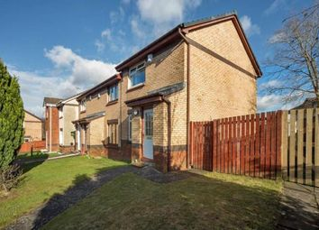 Thumbnail 2 bedroom end terrace house for sale in Dormanside Grove, Glasgow, Lanarkshire