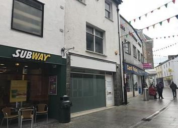 Thumbnail Retail premises to let in 44 Fore Street, St Austell