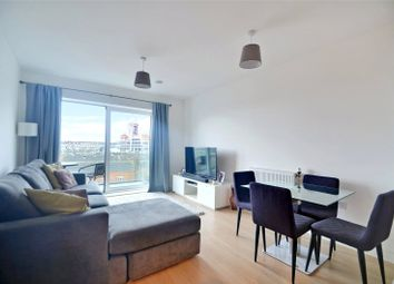Thumbnail 1 bed flat for sale in River Heights, 90 High Street, London