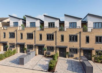 Thumbnail 4 bed end terrace house for sale in The Mews, Vicars Moor Lane, Winchmore Hill, London