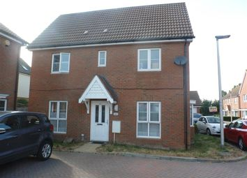 Thumbnail 3 bed semi-detached house for sale in The Fields, Hoo, Rochester, Kent