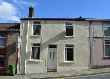 Thumbnail 2 bed terraced house for sale in Monk Street, Aberdare, Rhondda Cynon Taff