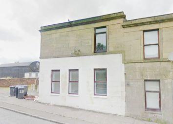 Thumbnail 1 bed maisonette for sale in 154, Main Street, Shotts ML75Ha