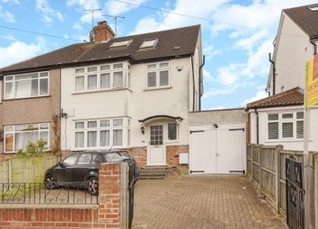 Thumbnail 4 bed semi-detached house for sale in Leeside, Barnet