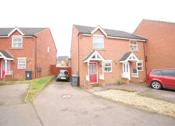 Thumbnail 2 bed property to rent in Rawdon Side, Swadlincote, Derbyshire