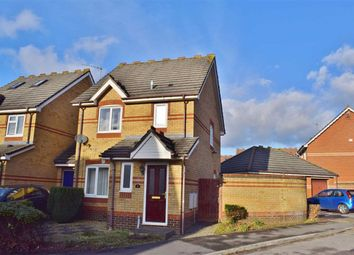 Thumbnail 4 bed link-detached house for sale in Kingham Close, Chippenham, Wiltshire