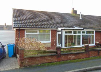 Thumbnail 2 bed semi-detached bungalow for sale in 24 Kingsley Drive, Lees, Oldham