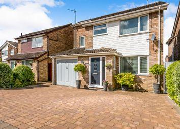 Thumbnail 4 bed detached house for sale in Reynard Way, Kingsthorpe, Northampton