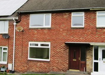 Thumbnail 3 bedroom terraced house to rent in Lambton Gardens, Burnopfield, Newcastle Upon Tyne