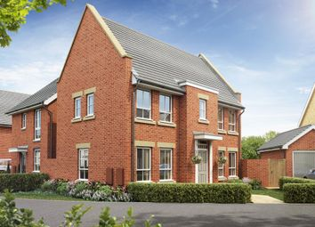 "Thumbnail 3 bed detached house for sale in ""Morpeth"" at Square Leaze, Patchway, Bristol"