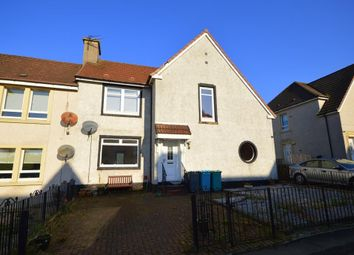 Thumbnail 2 bed flat for sale in 5 Slakiewood Avenue, Glasgow