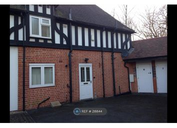Thumbnail 2 bed semi-detached house to rent in The Park, Mansfield