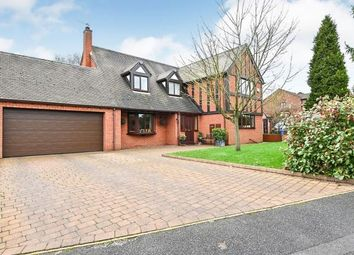 4 bed detached house for sale in South Brae Close, Littleover, Derby, Derbyshire DE23
