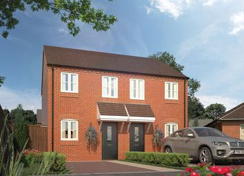 Thumbnail 1 bed semi-detached house for sale in Pershore Road, Evesham