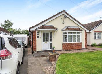 Thumbnail 3 bed detached bungalow for sale in Bancroft Close, Hilton, Derby