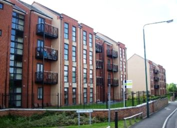 Thumbnail 2 bed flat to rent in Templars Court, Nottingham