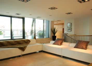 Thumbnail 2 bedroom flat to rent in Millharbour, Isle Of Dogs