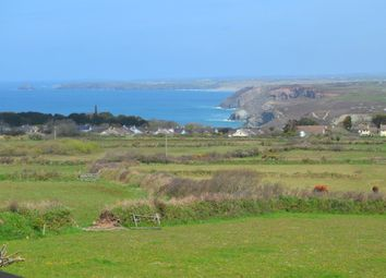 Thumbnail 3 bed detached bungalow for sale in Beacon Road, St. Agnes, Cornwall