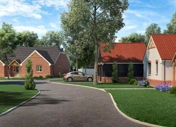 Thumbnail 4 bed detached bungalow for sale in Church Meadow Plot 1, The Coppice, Weston, Spalding, Lincolnshire