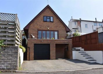 Thumbnail 3 bed detached house for sale in Overland Road, Langland, Swansea