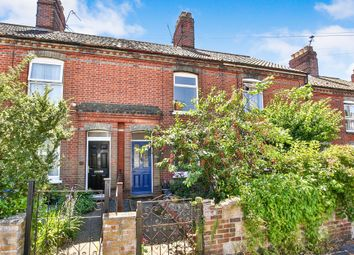Thumbnail 3 bed terraced house for sale in Green Hills Road, Norwich